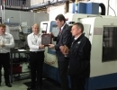Caterpillar / Perkins at Sentinel Manufacturing for SQEP Award