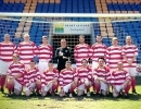 Sentinel Manufacturing win 6-2 in Charity Football Match