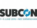 Sentinel Manufacturing exhibiting at Subcon 2016